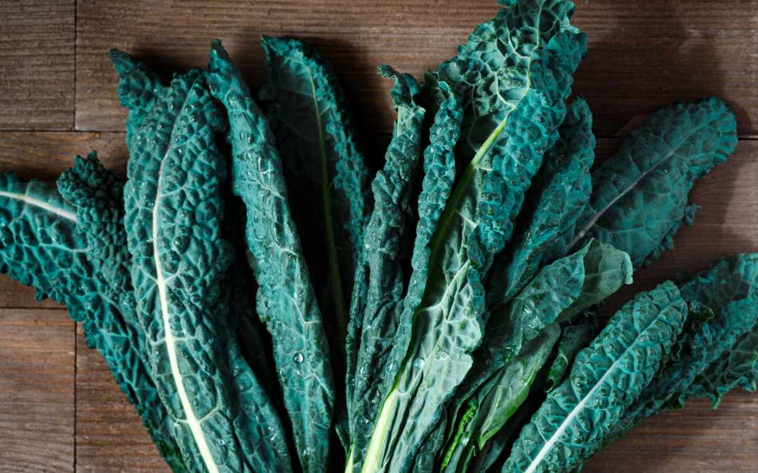 Guide to Freezing Greens