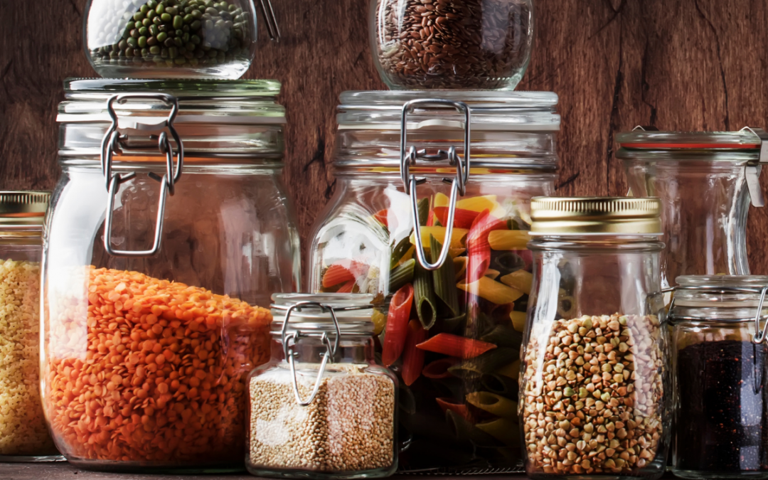 Stocking Your Pantry with Whole Foods