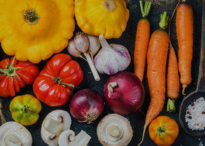 Raw versus Cooked Vegetables: Which is better?