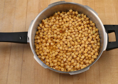 Cooking Beans in a Pressure Cooker