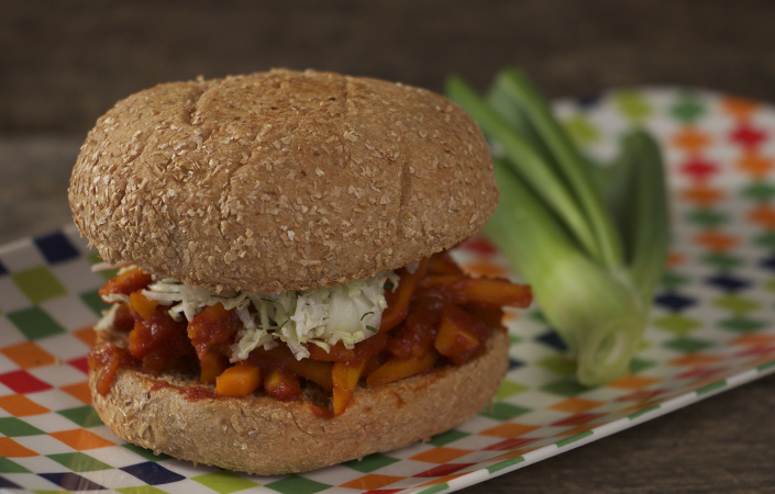 Carrot Sloppy Joes