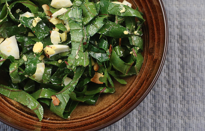 Smoky Kale Salad
