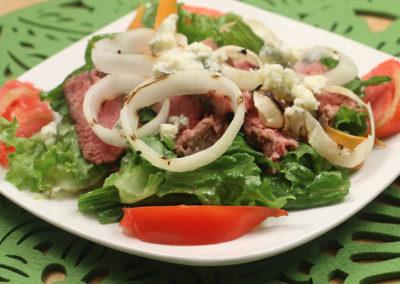 Strip Steak Salad